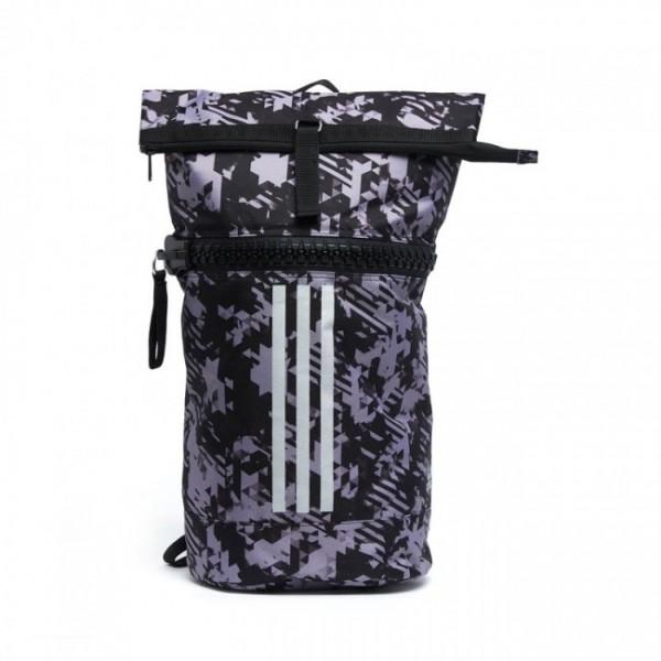 Adidas Sporttasche Military Bag Combat Sports Schwarz/Camo Silver L