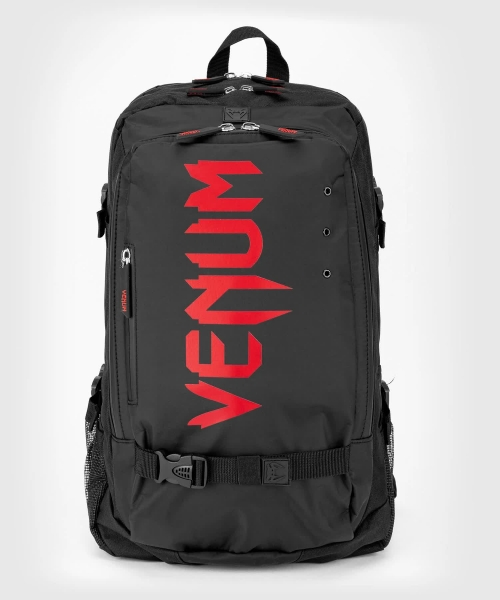 Venum Challenger Pro Evo BackPack - Schwarz/Rot
