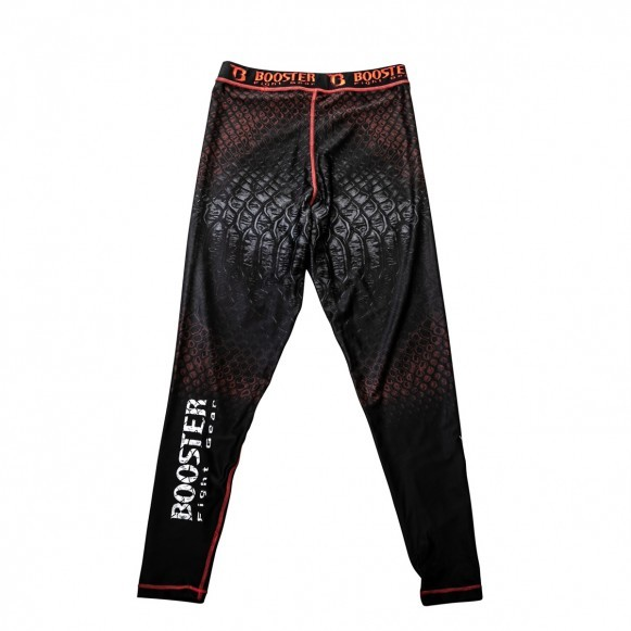 Booster MMA-Spats Spats Red Snake