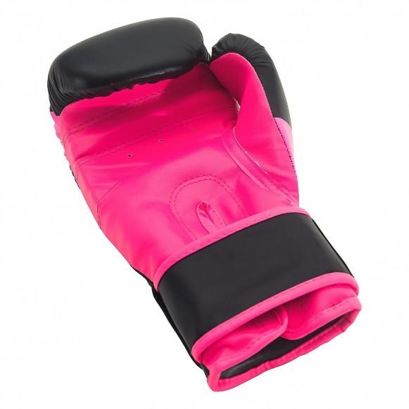 Booster Boxhandschuhe BT Sparring Rosa Streifen