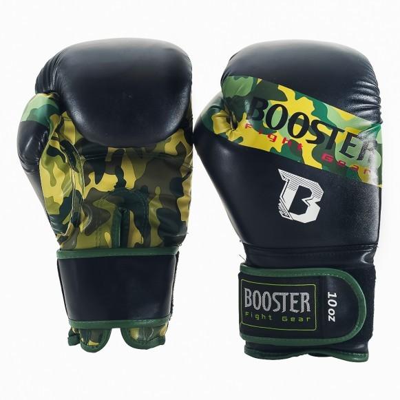 Booster Boxhandschuhe BT Sparring Tarnstreifen
