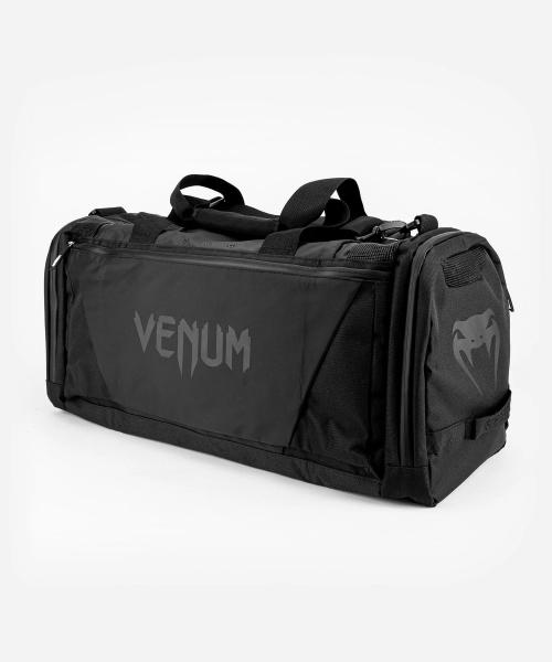 Venum Trainer Lite Evo-Sporttaschen - Schwarz/Schwarz