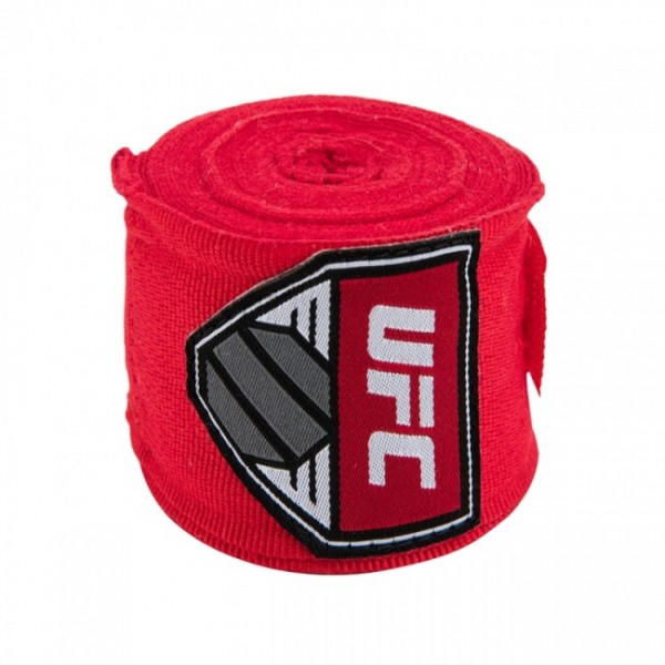 """UFC Contender 180"""" Hand Wraps Rot"""