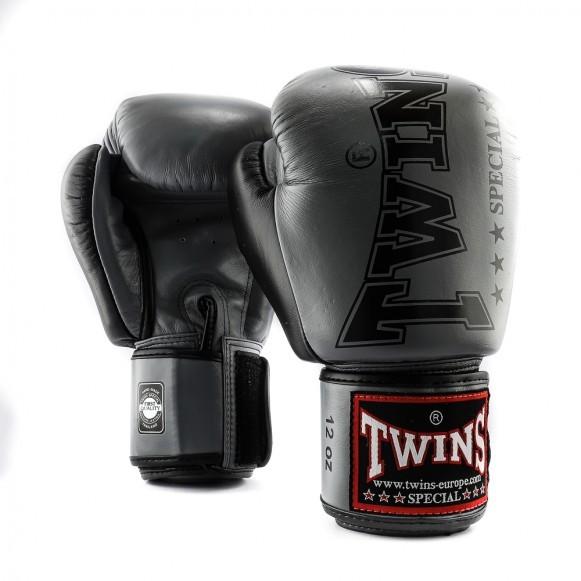 Twins Boxhandschuhe BGVL 8 Grau