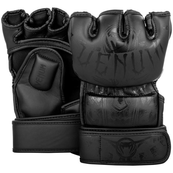 Venum Gladiator 3.0 MMA Handschuhe - Schwarz/Schwarz