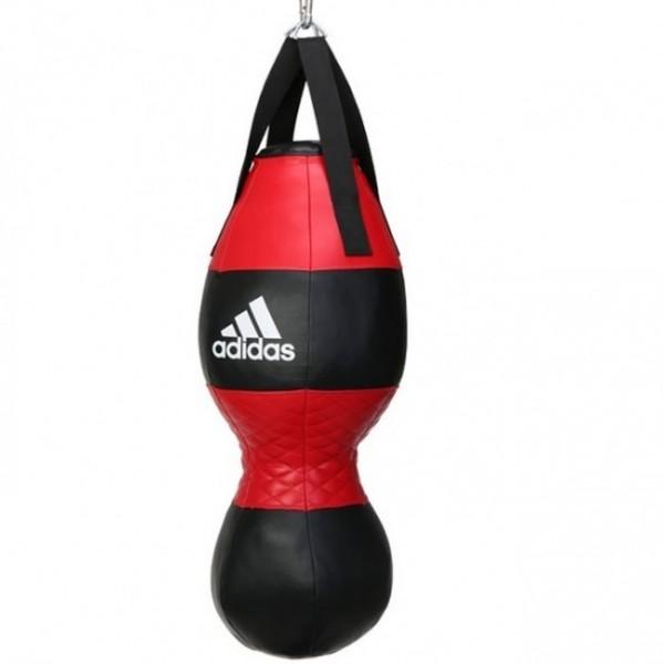 Adidas Uppercut Punching Bag 82 x 33 cm Schwarz/Rot