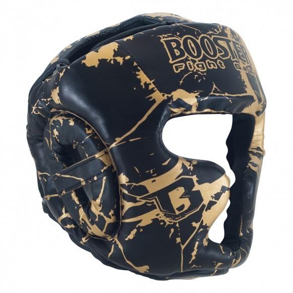 Booster Kopfschutz HGL B 2 Marmor/Gold Jugendliche