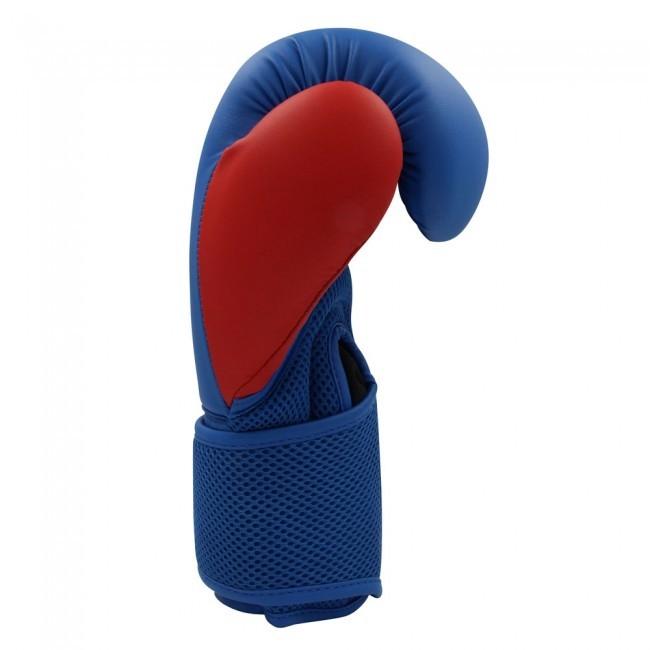 Adidas Kids Boxing Kit 2 Blau/Rot Onesize