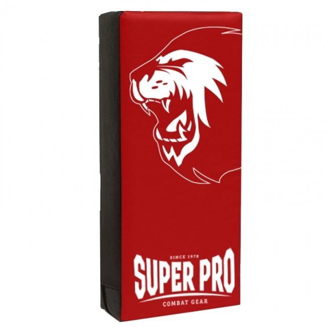 Super Pro Combat Gear Kicking Shield Rot 60x30x15 cm