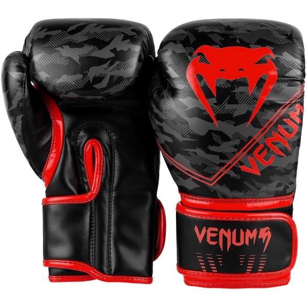 Venum Okinawa 2.0 Kids Boxhandschuhe - Schwarz/Rot