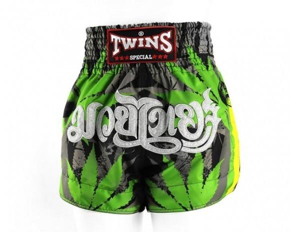 Twins Special Shorts TTBL 79 Grass