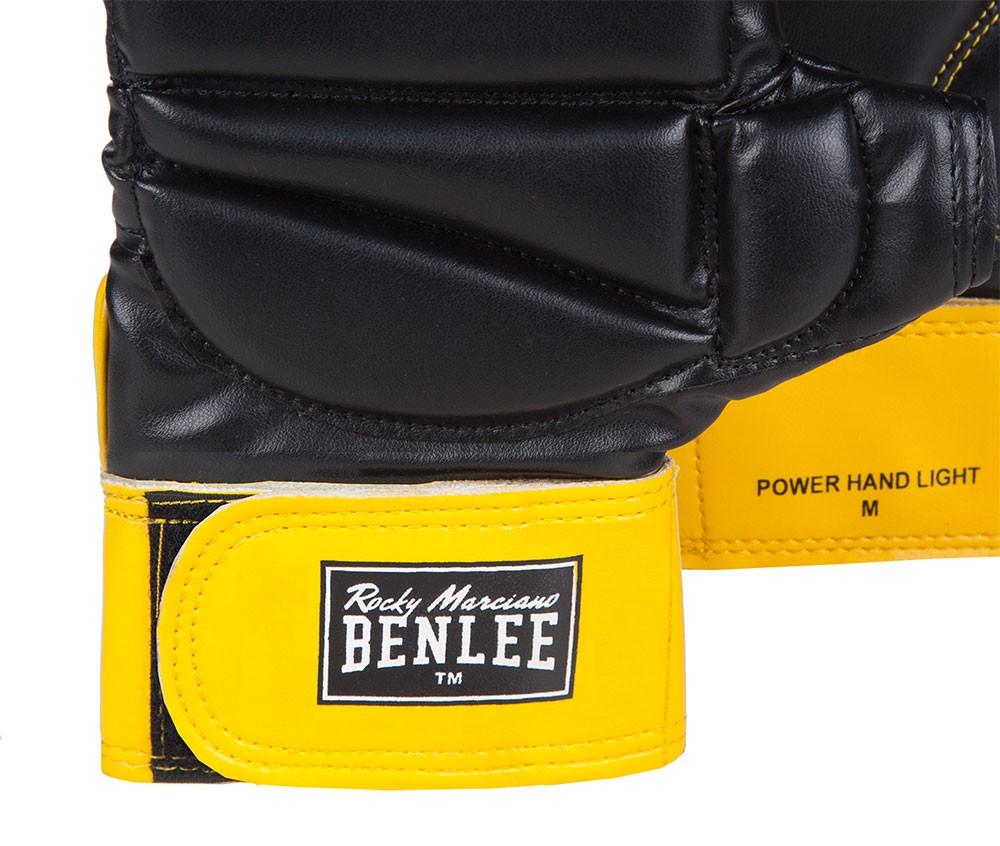 Benlee Power Hand Light Boxhandschuhe aus Kunstleder