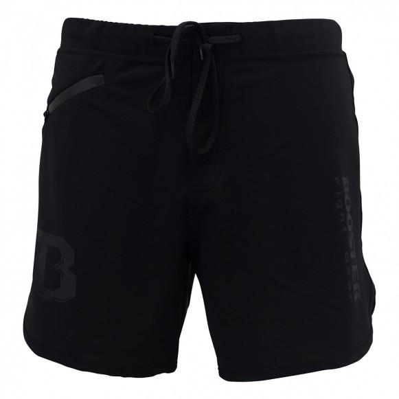 Booster MMA-Shorts Hybrid Trunk BK/BK