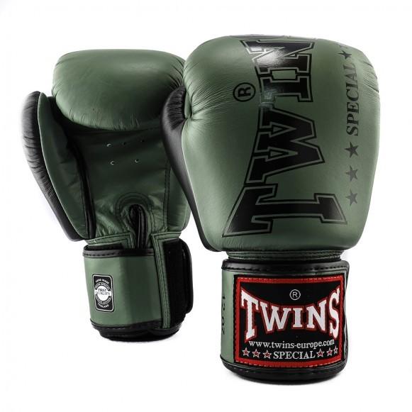 Twins Boxhandschuhe BGVL 8 Grün