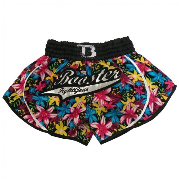 Booster Shorts Flower Slugger 1