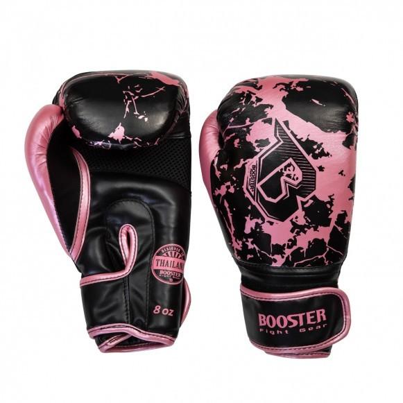Booster Boxhandschuhe BG Jugendliche Marmorpink