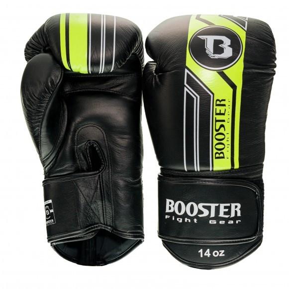 Booster Boxhandschuhe BGL V9 Schwarz Neon