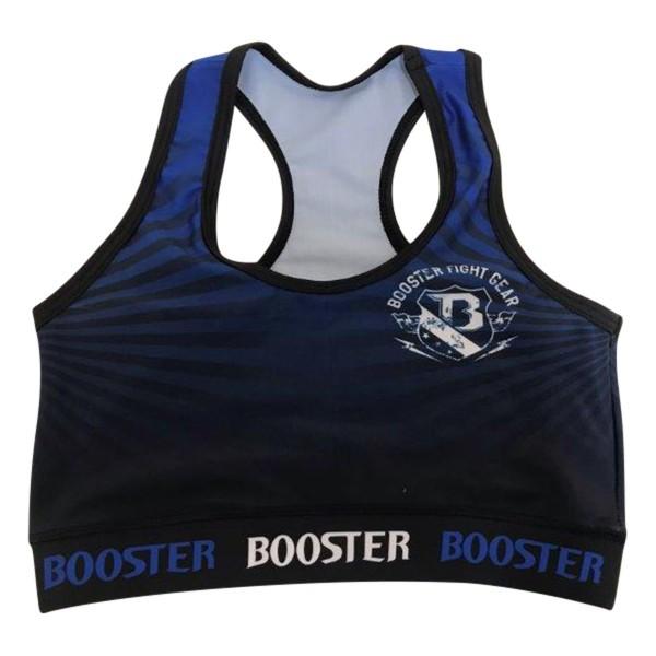 Booster Girls Top 2 Blau
