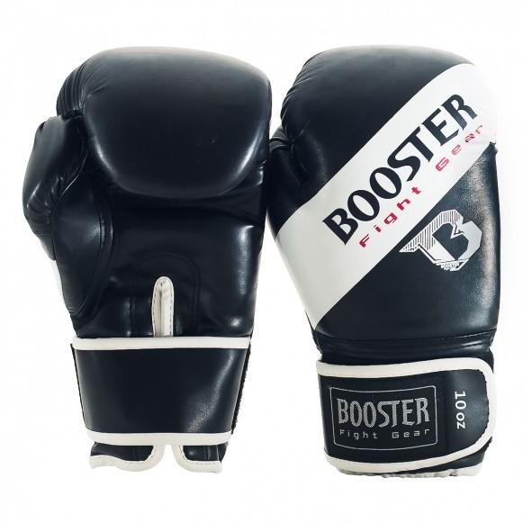 Booster Boxhandschuhe BT Sparring Weißer Streifen