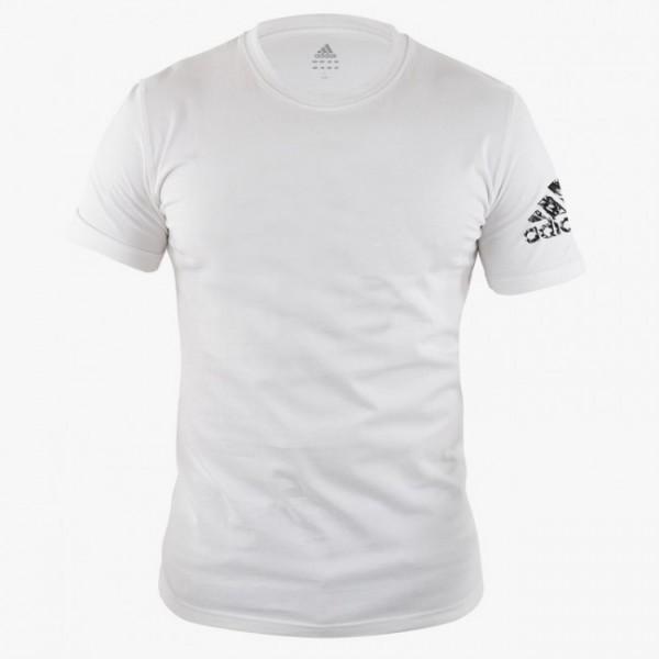 Adidas Promote Tee -Weiß/Schwarz