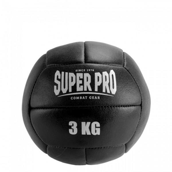 Super Pro Medizin Ball Leder 3 kg