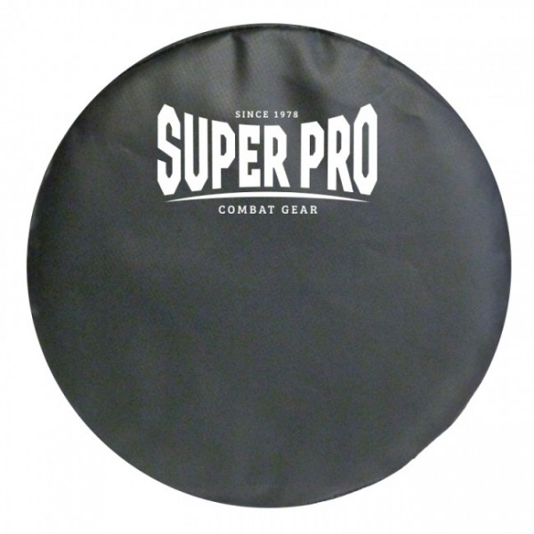 Super Pro Combat Gear Handpad rund Schwarz 28x7 cm