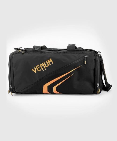 Venum Trainer Lite Evo-Sporttaschen - Schwarz/Gold