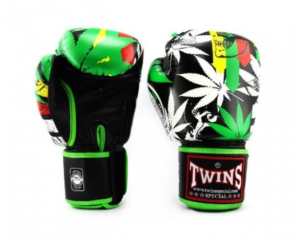 Twins Boxhandschuh Fantasy 3 Grass