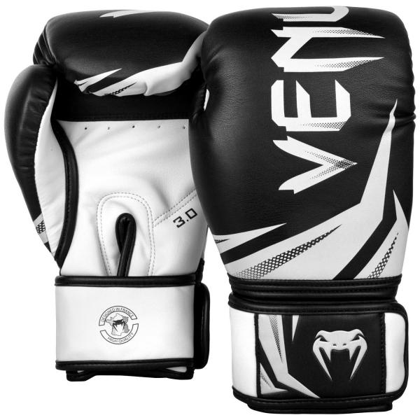 Venum Challenger 3.0 -Boxhandschuhe - Schwarz/Weiß