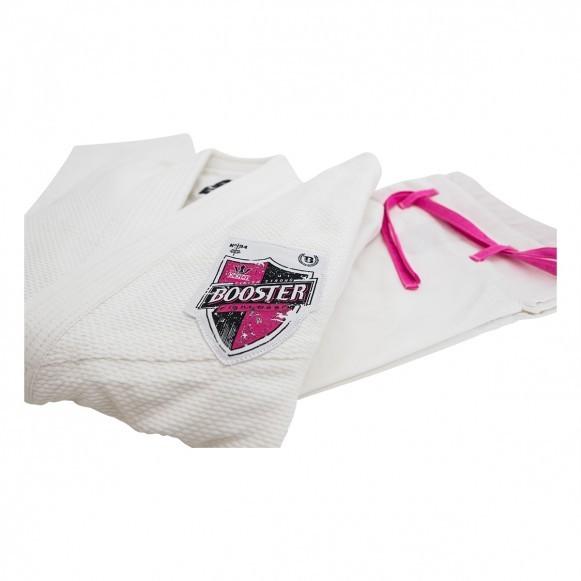 Booster BJJ-Gi`s BJJ Pro Shield WH/FU Female