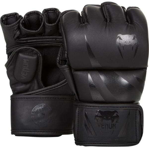 Venum Challenger MMA Handschuhe - Matt/Schwarz