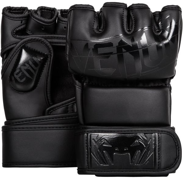 Venum Undisputed 2.0 MMA Handschuhe - Matt/Schwarz