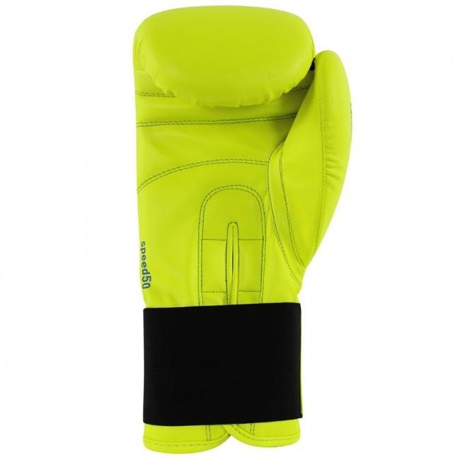 Adidas Boxhandschuhe Speed 50 Gelb/blau