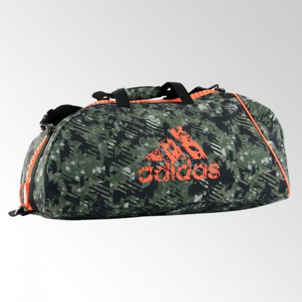 Adidas 2in1 Sporttasche Combat Camo Bag