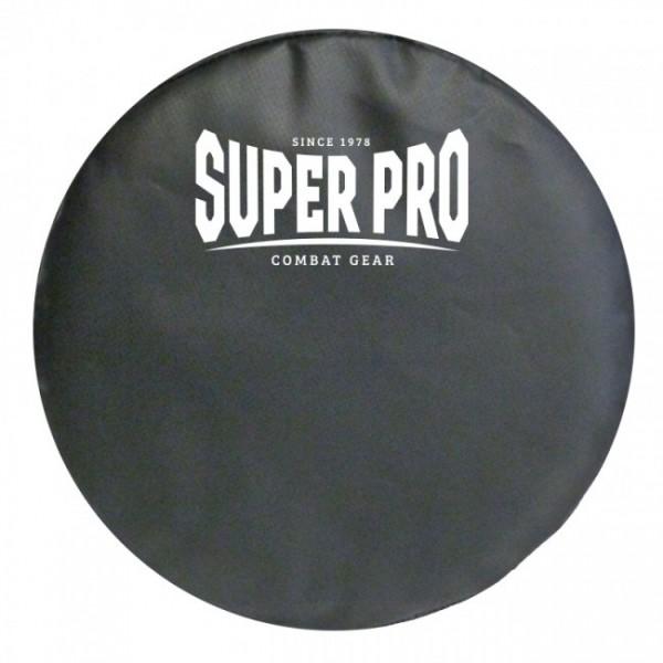 Super Pro Combat Gear Handpad rund Schwarz 39x9 cm