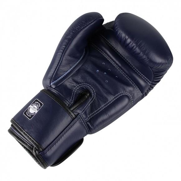 Twins Boxhandschuhe BGVL 3 Leder Blau