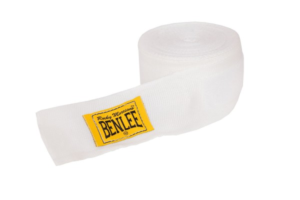 Benlee Boxbandage Elastic Weiß