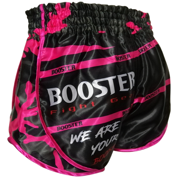 Booster Shorts AD Pink Corpus