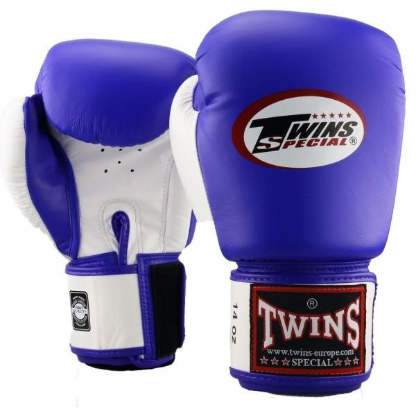 Twins Special Boxhandschuhe BGVL 3 Blau/Weiß