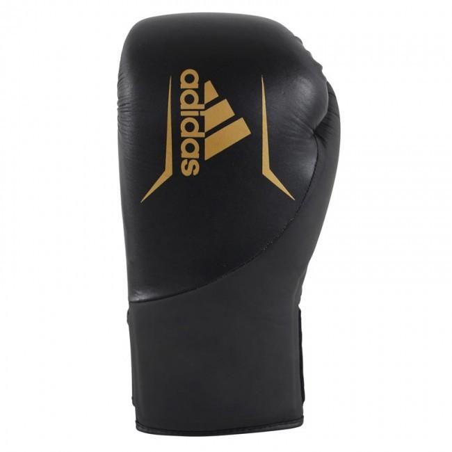 Adidas Boxhandschuhe Speed 200 Schwarz/Gold