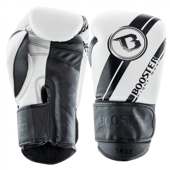 Booster Boxhandschuhe BGL V3 Weiß Schwarz
