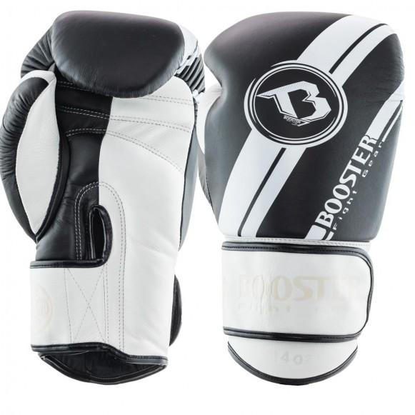 Booster Boxhandschuhe BGL V3 Schwarz Weiß
