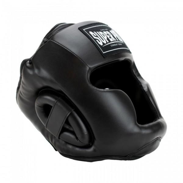 Super Pro Combat Gear Kopfschutz Legionairre Schwarz/Weiß