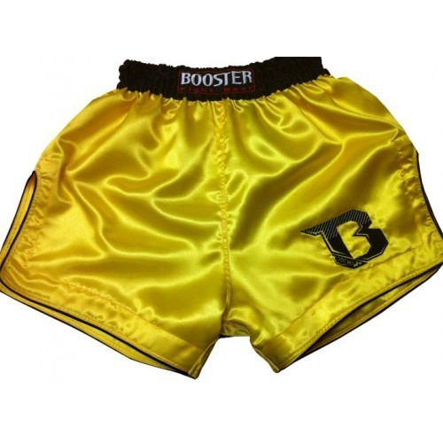 Booster Shorts TBS Retro Gelb