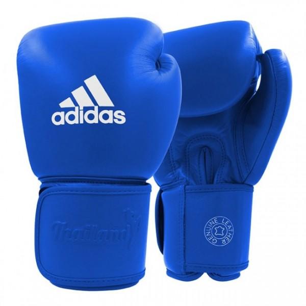 Adidas Muay Thai Boxhandschuhe 200 Blau