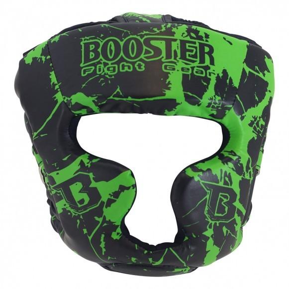 Booster Kopfschutz HDL B 2 Marmorgrün Jugendliche