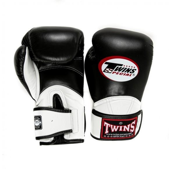 Twins BGVL 11 Boxhandschuhe Schwarz Weiß