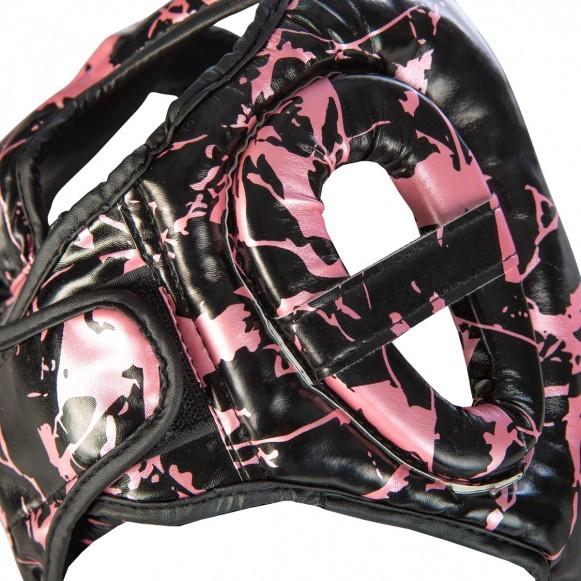 Booster Kopfschutz HDL B 2 Marmorpink Jugendliche