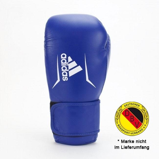 Adidas Boxhandschuhe Speed 175 Boxing Gloves Blau