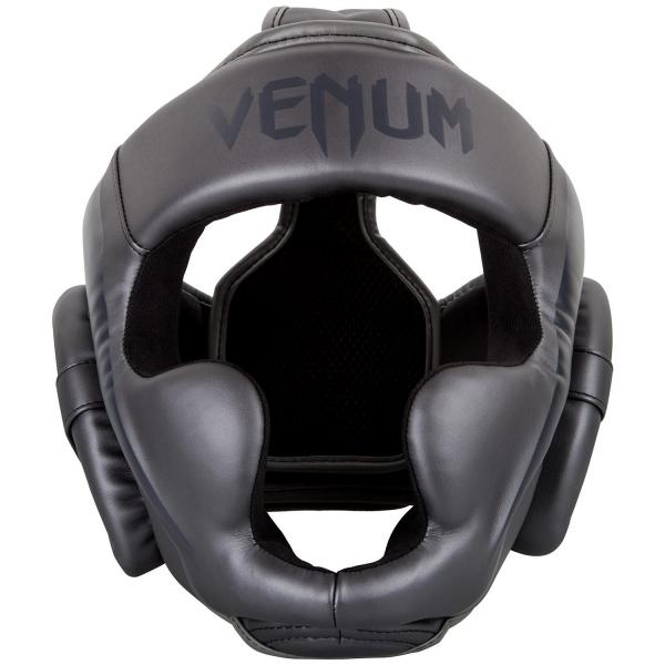 Venum Elite Kopfschutz - Grau - Taille Unique